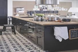 cuisine ikea beige cuisine ilot central ikea grande cuisinecoin repas en beige clair