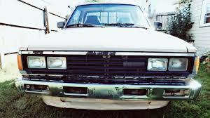 100 1985 Nissan Truck 720 Z24 BUILD YouTube