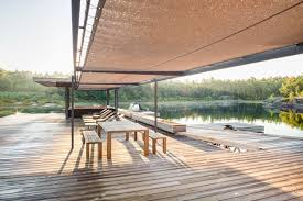 100 Boathouse Architecture Gallery Of A Modern In A Canadian Landscape