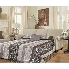 Levon Charcoal Queen Sofa Sleeper by Sleeper Sofas