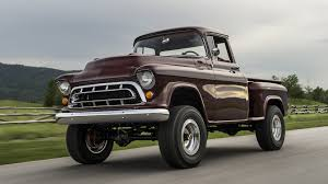 100 Used Chevy 4x4 Trucks For Sale Legacy Classic Returns With 1950s NAPCO