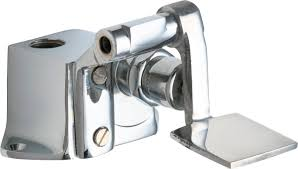 Foot Pedal Faucet American Standard by 628 Abcp Remote Spouts And Valves Chicago Faucets