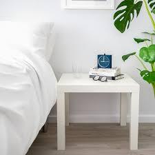 lack beistelltisch weiß 55x55 cm ikea deutschland