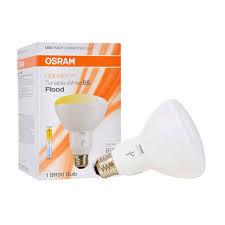 sylvania smart tunable white led light bulb 65w equivalent br30