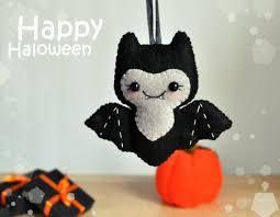 Homemade Halloween Decorations Pinterest by Felt Halloween Decorations Homemade Halloween Decor Halloween Home