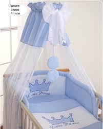 housses de couette et d oreiller prince bleu