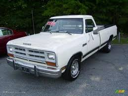1986 White Dodge Ram Truck D150 Ram Regular Cab #17548146 | GTCarLot ... Dodge Ram Lifted Gallery Of With Blackwhite Dodgetalk Car Forums Truck And 3d7ks29d37g804986 2007 White Dodge Ram 2500 On Sale In Dc White Knight Mike Dunk Srs Doitall 2006 3500 New Trucks For Jarrettsville Md Truck Remote Dirt Road With Bikers Stock Fuel Full Blown D255 Wheels Gloss Milled 2008 Laramie Drivers Side Profile 2014 1500 Reviews Rating Motor Trend Jeep Cherokee Grand Brooklyn Ny
