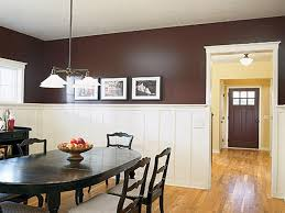 Popular Interior Dining Table Paint Colors