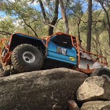 TRE Air Locker Equipped On Truck In Australian Tuff Truck Challenge ...
