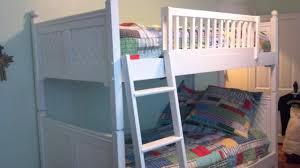twin bunk bed by vermont tubbs rainbow classifieds