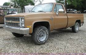1986 Chevrolet Silverado K10 Pickup Truck | Item AN9044 | SO...