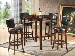 Round Dining Room Sets by Perfect Round Dining Room Tables Amaza Design