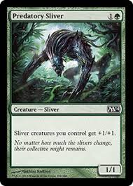 modern slivers magic the gathering