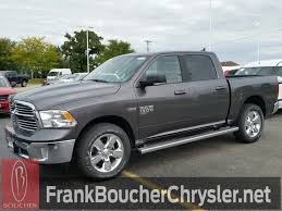New 2019 Ram 1500 Classic Big Horn 4D Crew Cab In The Milwaukee Area ...