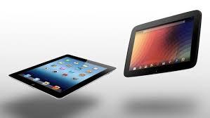 Nexus 10 vs iPad 4th generation