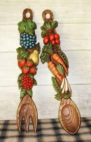 Beautiful Kitchen Fruit Decor 28 Tuscany Funky Retro Vintage Full Size