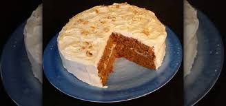 How to Make a carrot cake with or without eggs  Dessert Recipes
