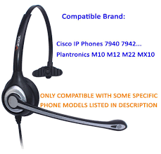 Amazon.com: Wantek Corded Telephone RJ Headset Monaural With Noise ... Ipns Jabra Electronic Hook Switch For Cisco Ip Phones 1420130 Bh Certified Biz 2325 Qd Mono Headset 2303820105 Headset Buddy Phone Adapter 35mm Smartphone Amazoncom 25mm Telephone With Noise Cancelling Compatible Plantronics Encorepro 510 Hw510 Direct Connect Link 1420116 Ehs Adaptor Telephones And Compatible Gn2125nc 010325 Encorepro 720 Hw720 8861 5line Voip Cp8861k9 Unified Wireless 7925g 7925gex 7926g User 7911g 1line Refurbished Cp7911grf