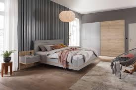 nolte schlafzimmerset concept me seidengrau eiche möbel