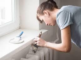 vergilbte heizkörper streichen oder reinigen bauen de