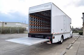 100 Crew Cab Box Truck Base Craft 5T BOX TRUCKS