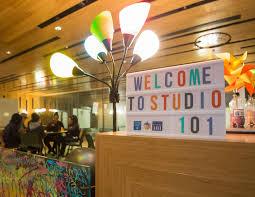 100 Studio 101 NOT YOUR AVERAGE CLASSROOM
