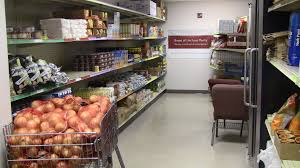 Food pantries near me open tomorrow