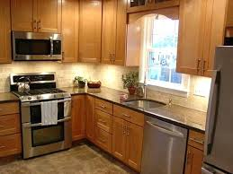L Shaped Kitchen Ideas Marvellous Small Remodel In Modern Home With