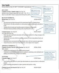 Fresher Lecturer Resume Templates 5 Free Word Pdf Format Rh Template Net Sample For In Engineering College Freshers