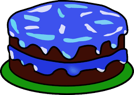 Cake with lots of candles clip art danaspah top