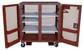 100 Crescent Ford Trucks Launches New JOBOX Steel Mesh Cabinets Medium