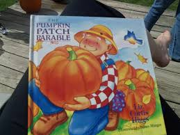 Pumpkin Patch Parable Craft by Popular Children U0027s Books And Mom U0027s Library 61 True Aim