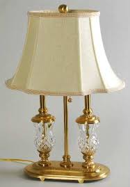 Waterford Lamp Shades Table Lamps by Wonderous Waterford Lighting Lamp Lamp Light Waterford Morgana Lamp