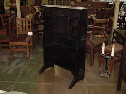 Drop Front Writing Desk by Voorhees Craftsman Mission Oak Furniture Desks