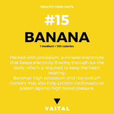 Packed With Potassium A Mineral Electrolyte That Keeps Electricity