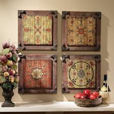 charm vintage wall decor for interior home all home decorations