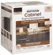 Rustoleum Cabinet Transformations Colors Canada by Rust Oleum 263231 Cabinet Transformations Small Kit Espresso By