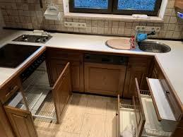 miele küche eiche rustikal inkl e geräte gebraucht eur