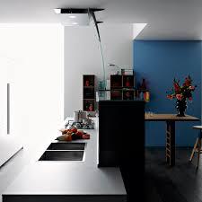 Contemporary Kitchen Laminate Island Handleless ARTEMATICA