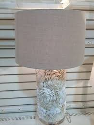 Shell lamp at the Home Goods store Beautiful things