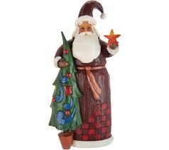 Qvc Christmas Trees Uk by Jim Shore Heartwood Creek Figurines U2014 Qvc Com