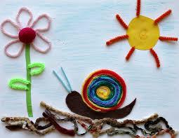 Arts Crafts Ideas Kids Children