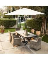 7 Piece Patio Dining Set by Deals On Alexandria Crossing 7 Piece Patio Dining Set Seats 6