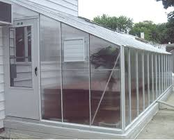 6 X 12 Shed Kit by Essex Lincoln 6x12 Lean To Greenhouse 5 U0027 Wall 6f 12l5