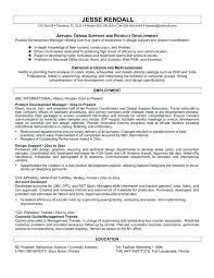 Fashion Resume Example Buyer Sample Hr Examples Senior Samples