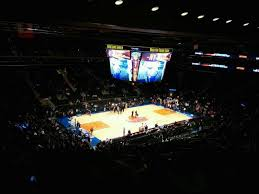 Madison Square Garden section 208 row 13 seat 11 New York