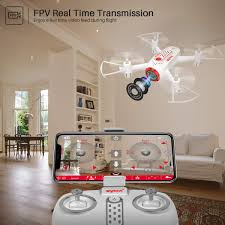 SYMA X22W Drone With Camera Live Video FPV Nano Pocket Mini Drone For Kids And Beginners RC Quadcopter With App Control Altitude Hold 3D Flips