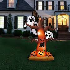 Halloween Blow Up Decorations For The Yard by 22 Best Inflatable Halloween Yard Decorations Images On Pinterest