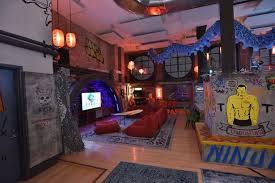 Ninja Turtle Themed Bathroom by Airbnb With Teenage Mutant Ninja Turtle Theme Has Glow In The Dark