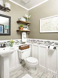 Half Bathroom Ideas For Small Spaces by Half Bath